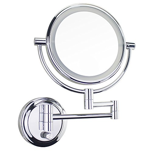 Wall Mounted Lighted Vanity Mirror Led in Florida - 5
