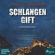 Schlangengift (Rolando Benito 7) | Inger Gammelgaard Madsen