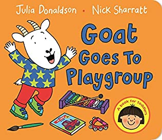 book cover of Goat Goes To Playgroup