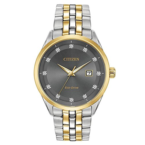 Citizen Watches Men's BM7258-54H Eco-Drive Two-Tone One - Tone Mens Bracelet Two Citizen Watch
