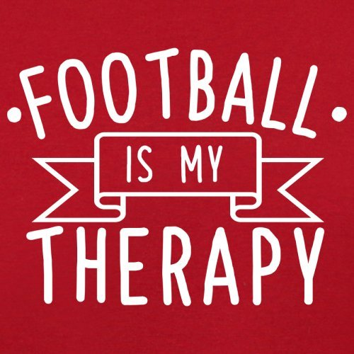 Red Therapy My Is Flight Retro Bag Football TFvRUwqSx
