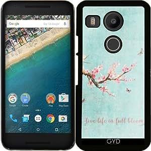Funda para Google Nexus 5X (LG) - Vivir La Vida En Plena Floración by UtArt