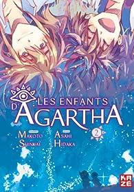 Les enfants d'Agartha, tome 2 par Makoto Shinkai
