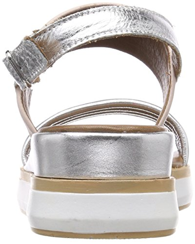 Cheville Sandales Femme blush Bride Silver 8957 Silber Inuovo vHxq1wS