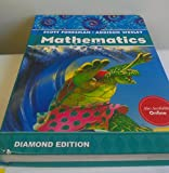 img - for Mathematics for Grade 4 Student Textbook: Scott Foresman-Addison Wesley: Diamond Edition book / textbook / text book