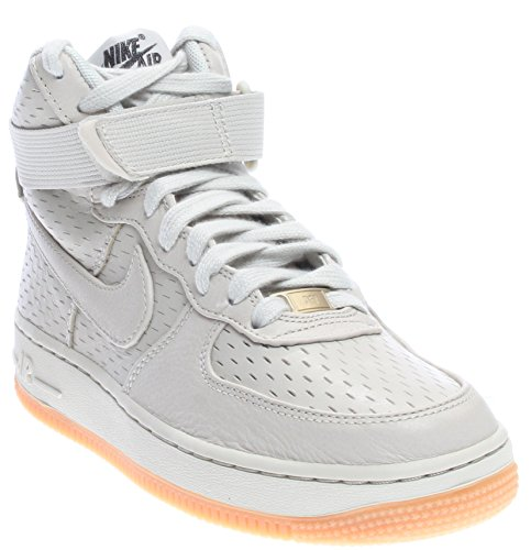 Nike 654440-005: Women's Air Force 1 High Top Premium Basketball Sneakers (7 B(M) US)