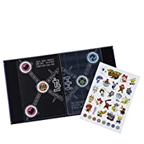 Yokai Watch - Album de colección de medallas de Yokai Watch (Hasbro B7498EQ0)