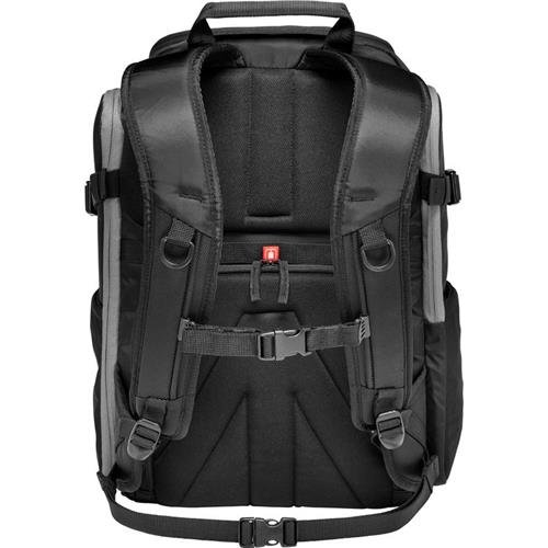 Manfrotto MB MA-BP-R Advanced Rear Backpack (Black)