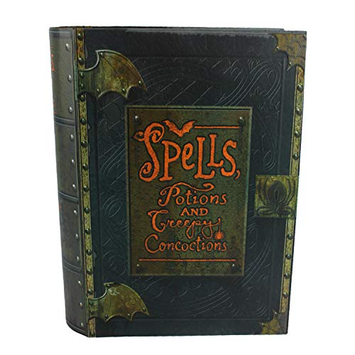 Dazzling Deals Spells and Potions and Creepy Concoctions Halloween -
