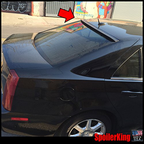 Spoiler King Roof Spoiler (284R) Compatible with Cadillac STS 2005-2011