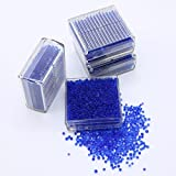 4 PCS Useful Silica Gel Desiccant Humidity Moisture For Absorb Box Reusable