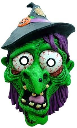 Máscara de bruja adultos