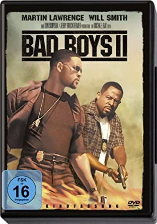Bad Boys II (Kinofassung) [Alemania] [DVD]