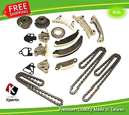 Replacement Cloyes 9-0753S timing chain kit w/EXCLUSIVE UPGRADED TENSIONER for Buick Enclave