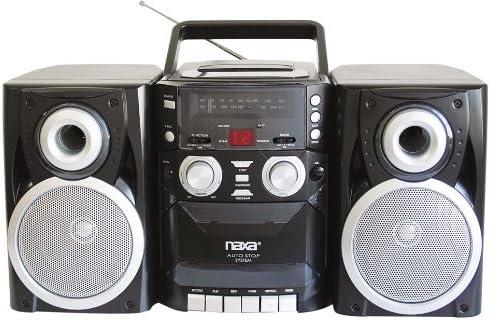 CD//FM PLYR PB251 BLK NAXA