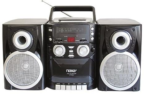 Review NAXA Electronics NPB-426 Portable