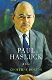 img - for Paul Hasluck: A Life book / textbook / text book