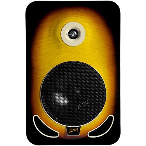 Gibson Les Paul Studio Monitor 2-way 8' 247 Watt Professional Studio Monitor - Tobacco Burst Finish