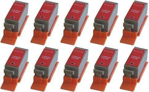 10-Pk Compatible CANON BCI-15 Black Printer Ink Cartridges for i70, i80, Pixma iP90, Pixma iP90V13.89