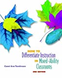 img - for How to Differentiate Instruction in Mixed-Ability Classrooms, 2nd Edition (Professional Development) 2nd edition by Tomlinson, Carol Ann (2001) Paperback book / textbook / text book