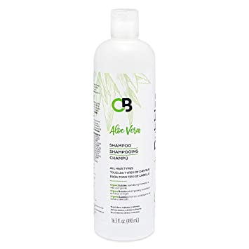 Amazon Com Organic Bubbles Aloe Vera Shampoo Promotes Hair Growth Healthy Hair Prevents Itching On The Scalp Reduces Dandruff Conditions Your Hair Scalp Promotes Shiny Hair Healthy