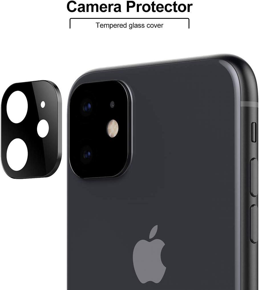 Vidrio Protector Para Camara De iPhone 11