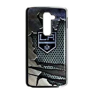 Custom Unique Design NHL Los Angeles Kings LG G2 Silicone Case