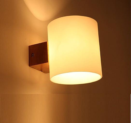 Minimalistischen Japanischen Stil Tatami Neu Der Continental Garten Holz Wandlampe  Wohnzimmer Schlafzimmer Balkon Flur