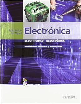 ELECTRONICA (C.F.): Pablo Alcalde San Miguel: 9788497327176: Amazon.com: Books