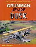 Grumman JF/J2F Duck, Steve Ginter, 0942612841