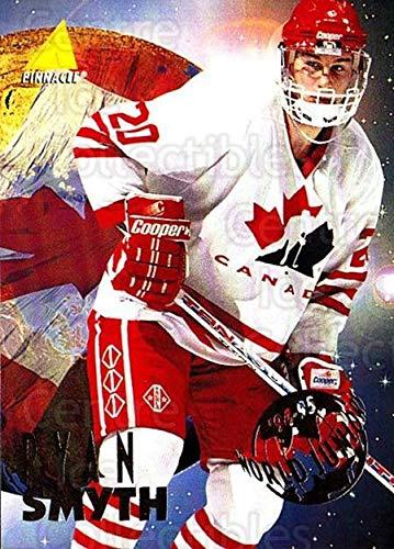Ryan Smyth Hockey - (CI) Ryan Smyth Hockey Card 1994-95 Pinnacle (base) 535 Ryan Smyth