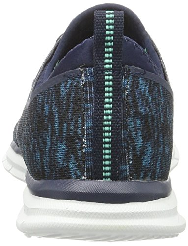 Baskets Femme Skechers Space Basses Deep Glider FAZwq6Z4