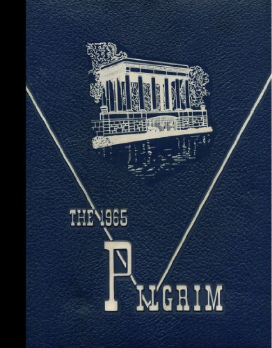 (Reprint) 1965 Yearbook: Plymouth Carver High School, Plymouth, Massachusetts