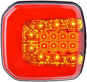 Led Martin Kombi Rückleuchte Kr3 Universal Design Rückleuchte Trailer Anhänger Fahrzeuge Boottrailer Heckleuchte Multifunktionsrückleuchte Beleuchtung