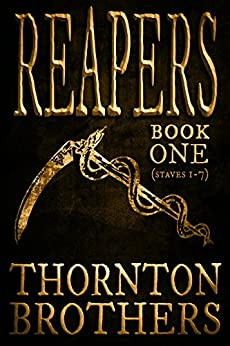 REAPERS - Book One by [Brothers, Thornton]