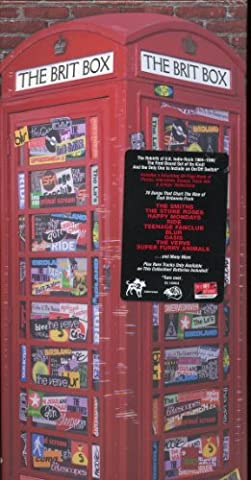 Brit Box: UK Indie Shoegaze & Brit Pop Gems (Left Of The Dial Cd)