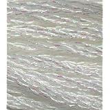 DMC Metallic Embroidery Floss 8.7yds White