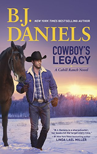 Cowboy's Legacy (The Montana Cahills) cover