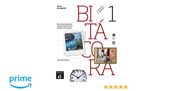 Bitacora: Libro + CD (A1) (Spanish Edition) (Spanish and ...