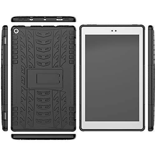 Maomi for Kindle Fire hd 10 case 9th 7th Generation 2019 2017 Release,Kickstand Heavy Duty Cover [ NOT Fit HD 10 Tablet…
