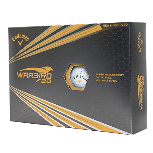 (Callaway Warbird 2.0 Custom Personalized Golf Balls)