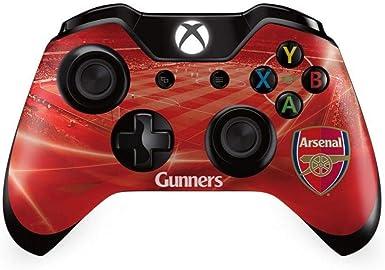 Arsenal FC - Pegatina mando Xbox One (Talla Única) (Rojo): Amazon ...