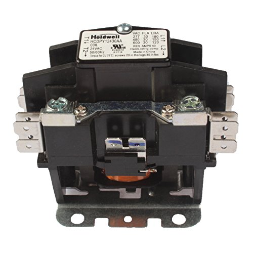 Pole Normally Open Double Make with shunt 20 Amp 25 Amp 30 Amp 24V Coil Definite Purpose Contactor ()