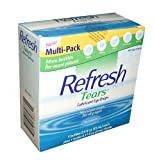 Refresh Tears Lubricant Eye Drops (4 x .5 fl oz and 1 x .17 fl oz. bottles)