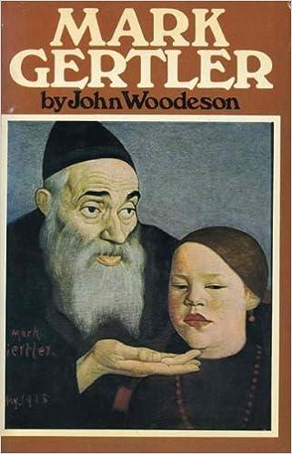 Mark Gertler: biography of a painter, 1891-1939: John Woodeson