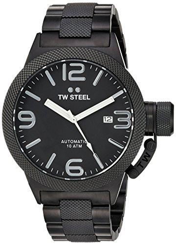 TW-Steel-Mens-CB215-Analog-Display-Quartz-Black-Watch