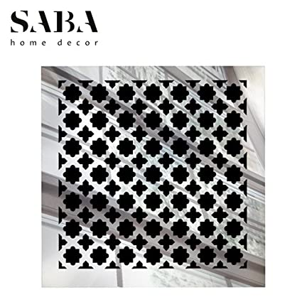 SABA Air Vent Cover Grille   Acrylic Fiberglass 8 X 8 Duct Opening (10u0026quot;