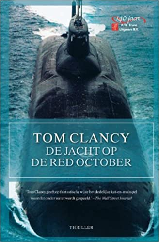 The Hunt for Red October: Tom Clancy: 9789022994351: Amazon