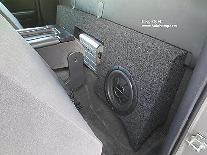 amazon com 99 06 chevy silverado gmc sierra regular cab dual 122006 Chevy Silverado Speaker Size #12
