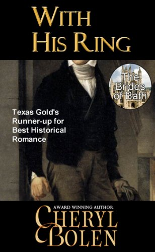 book cover of With His Ring